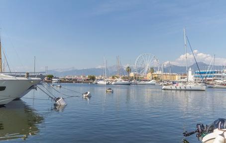 Für 6 Personen: Hübsches Apartment / Ferienwohnung in der Region Viareggio