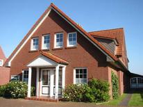 Appartement 1369283 voor 4 volwassenen + 1 kind in Bensersiel