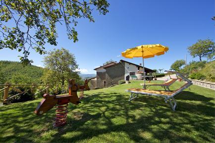 Gemütliches Ferienhaus : Region Stia für 14 Personen