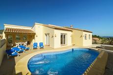 Maison de vacances 1369561 pour 6 personnes , Benitatxell