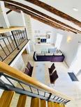 Appartement 1369648 voor 4 personen in Supetarska Draga