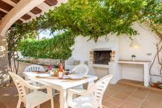 Holiday home 1369692 for 6 persons in Cala en Porter