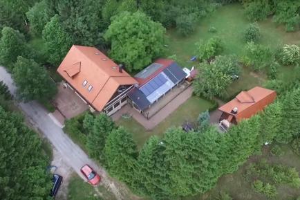 Gemütliches Ferienhaus : Region Plitvitzer Seen für 7 Personen