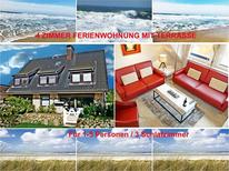 Appartamento 1370396 per 5 persone in Westerland