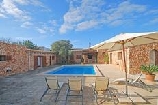 Villa 1370438 per 8 persone in Campos