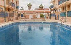 Mieszkanie wakacyjne 1370498 dla 6 osób w Los Alcázares