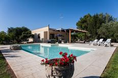 Holiday home 1370561 for 6 persons in Carpignano Salentino