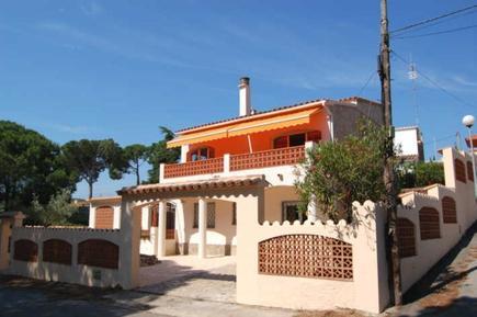 Gemütliches Ferienhaus : Region Costa-Brava für 10 Personen