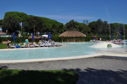 Gemütliches Ferienhaus : Region Lido di Jesolo für 5 Personen