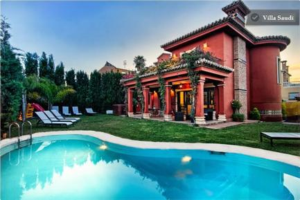Gemütliches Ferienhaus : Region Costa-del-Sol für 8 Personen