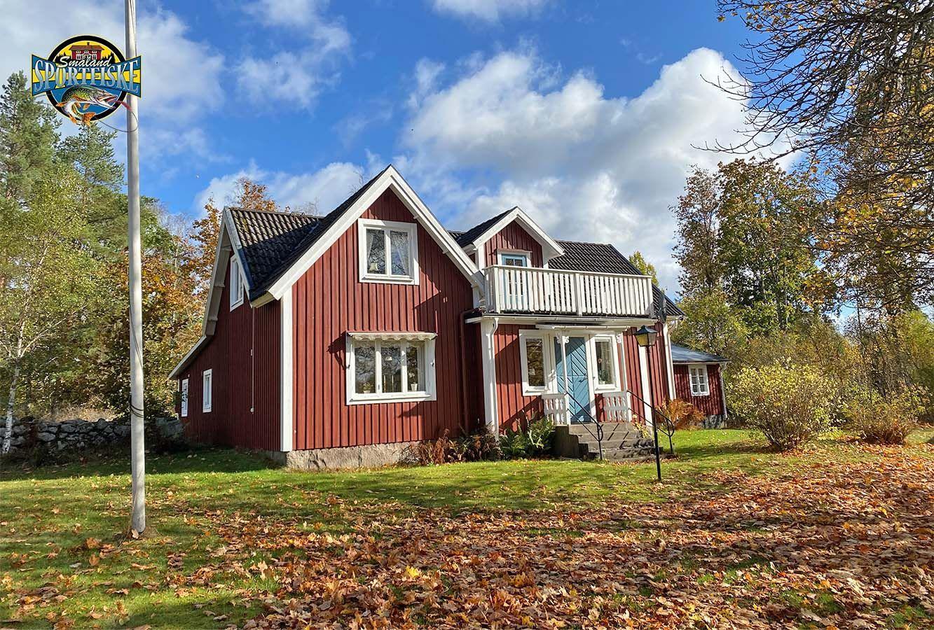 Ferienhaus für 6 Personen in Strömmarna Südschweden Småland