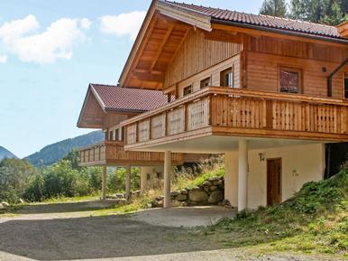 Gemütliches Ferienhaus : Region Kärnten für 8 Personen
