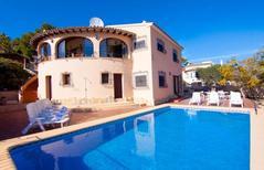 Villa 1372446 per 10 persone in Benitatxell