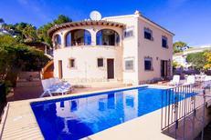 Villa 1372777 per 10 persone in Benitatxell