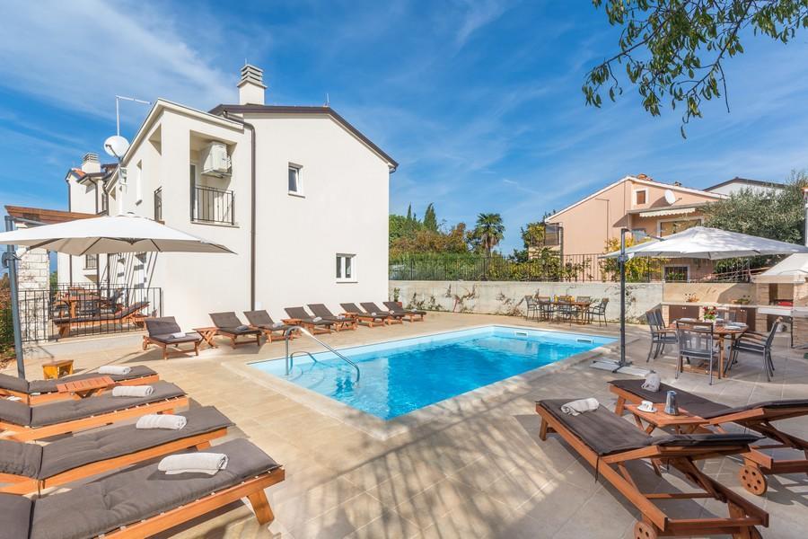 Ferienwohnung für 6 Personen ca. 75 m² i  in Kroatien