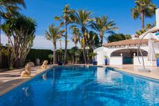Holiday home 1372971 for 10 persons in Moraira