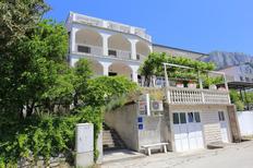 Rekreační byt 1373481 pro 3 osoby v Gradac