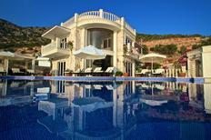 Villa 1373865 per 12 persone in Kalkan