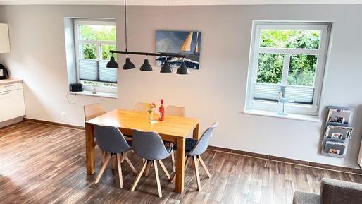 Gemütliches Ferienhaus : Region Fehmarn für 6 Personen
