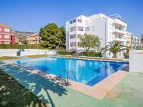 Mieszkanie wakacyjne 1374431 dla 6 osób w Alcossebre