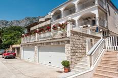 Rekreační byt 1374481 pro 2 osoby v Gradac