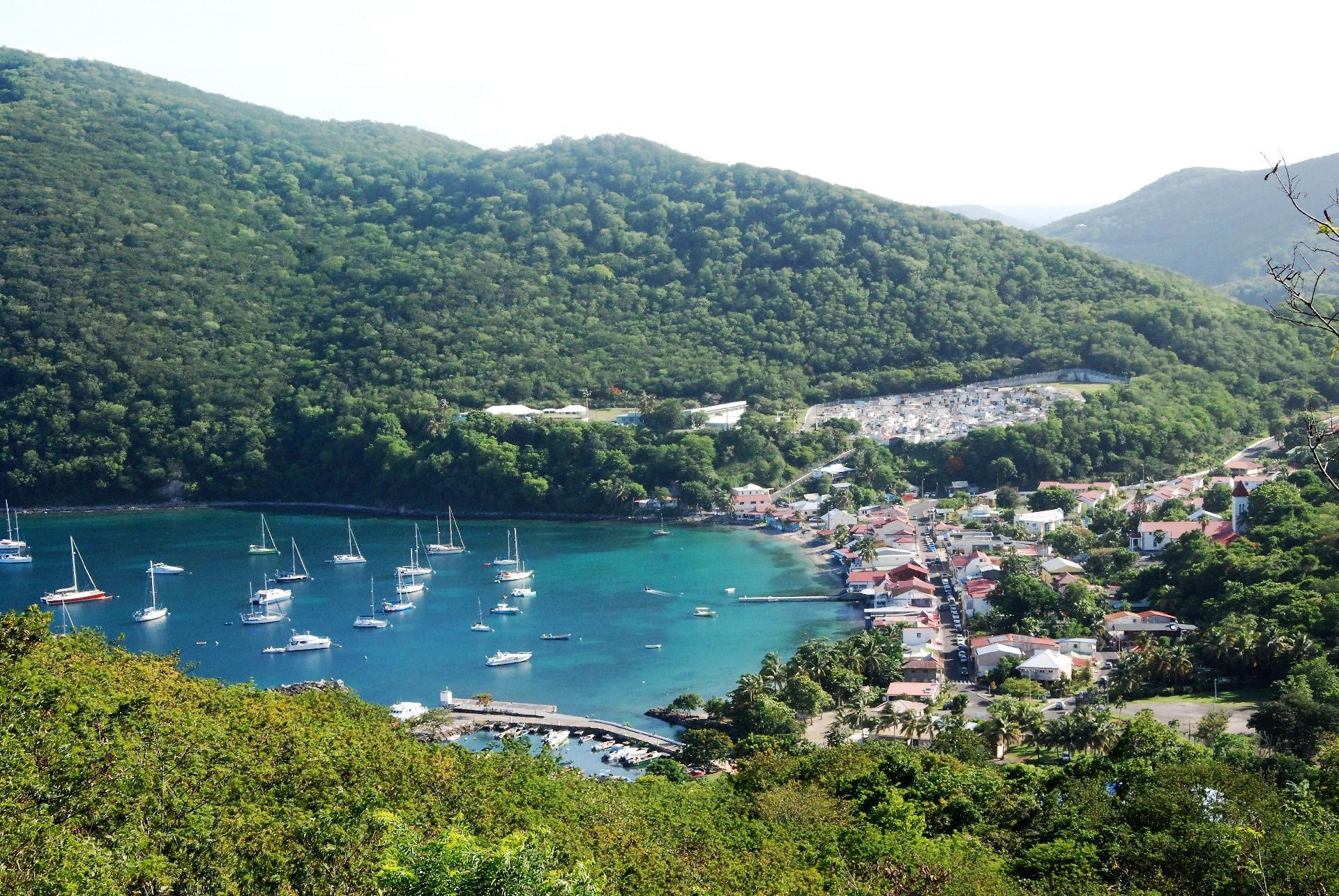 Ferienwohnung für 2 Personen  + 2 Kinder ca.   in Guadeloupe
