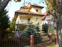 Holiday apartment 1376153 for 4 persons in Zamárdi