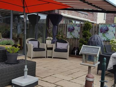 Gemütliches Ferienhaus : Region Alkmaar für 4 Personen