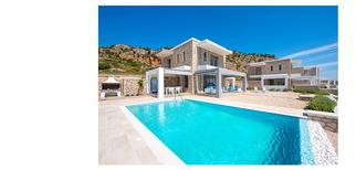 Villa 1377389 per 8 persone in Kalithies