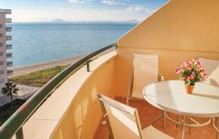 Appartamento 1377454 per 6 adulti + 2 bambini in La Manga del Mar Menor