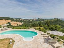 Holiday home 1377554 for 8 persons in Montefelcino