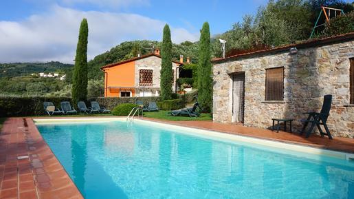 Für 6 Personen: Hübsches Apartment / Ferienwohnung in der Region Borgo a Mozzano