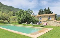Holiday home 1378619 for 12 persons in Roche-Saint-Secret-Beconne