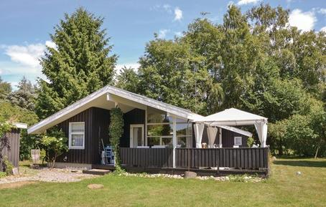 Gemütliches Ferienhaus : Region Hornbæk für 7 Personen
