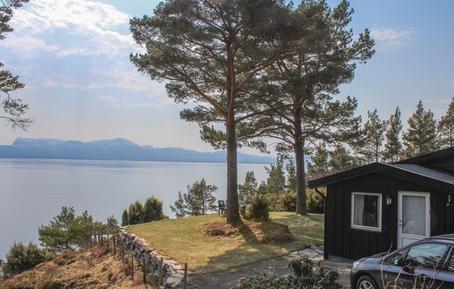 Gemütliches Ferienhaus : Region Hordaland für 8 Personen