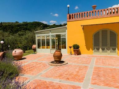 Für 4 Personen: Hübsches Apartment / Ferienwohnung in der Region Pieve a Nievole