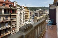 Holiday apartment 1379600 for 2 persons in Donostia-San Sebastián