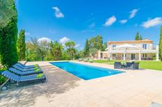 Holiday home 1379879 for 10 persons in Capdepera-Font de Sa Cala