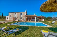 Ferienhaus 1380299 für 6 Personen in Can Picafort
