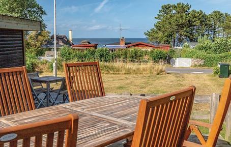 Gemütliches Ferienhaus : Region Seeland für 7 Personen