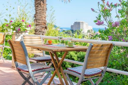 Für 3 Personen: Hübsches Apartment / Ferienwohnung in der Region Dubrovnik