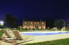 Ferienhaus 1380730 für 12 Erwachsene + 1 Kind in Monte San Savino