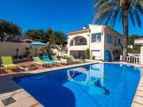 Ferienhaus 1381143 für 10 Personen in Moraira