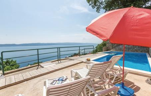 Gemütliches Ferienhaus : Region Brela für 8 Personen