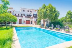 Holiday home 1381526 for 10 persons in Capdepera-Font de Sa Cala