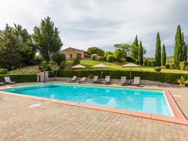 Gemütliches Ferienhaus : Region Montecatini Val di Cecina für 4 Personen