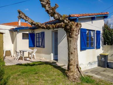 Gemütliches Ferienhaus : Region Arcachon für 2 Personen