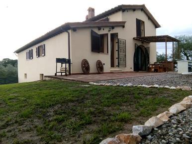 Gemütliches Ferienhaus : Region Siena für 6 Personen