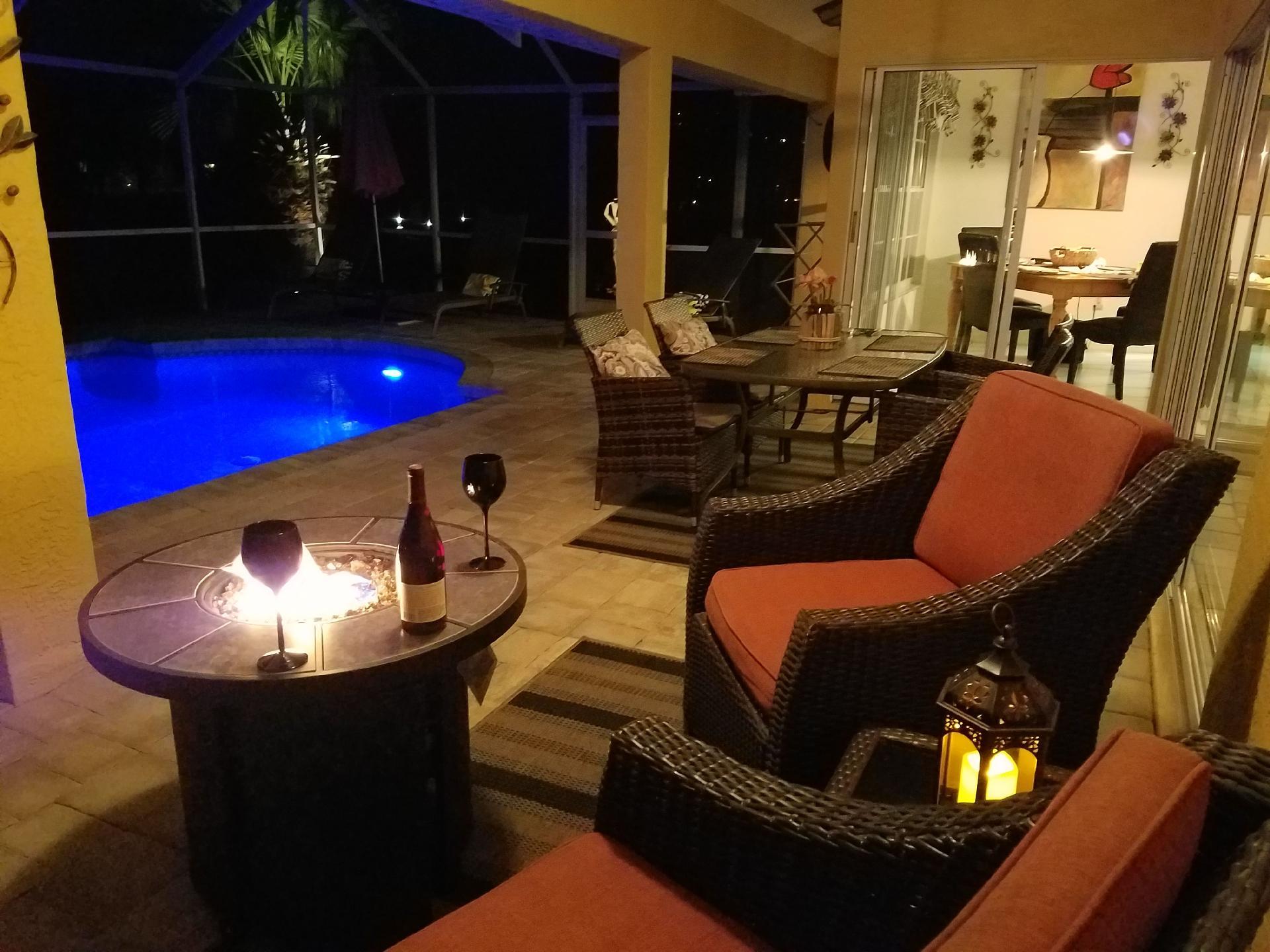Ferienhaus mit Privatpool für 6 Personen ca.   in Nordamerika