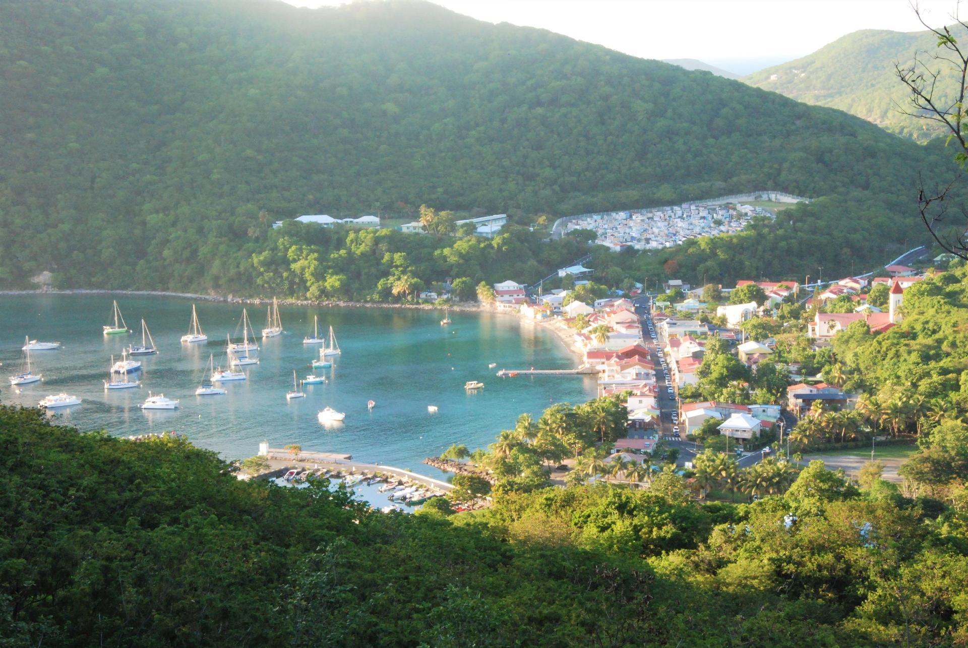 Ferienhaus für 4 Personen  + 2 Kinder ca. 175  in Guadeloupe